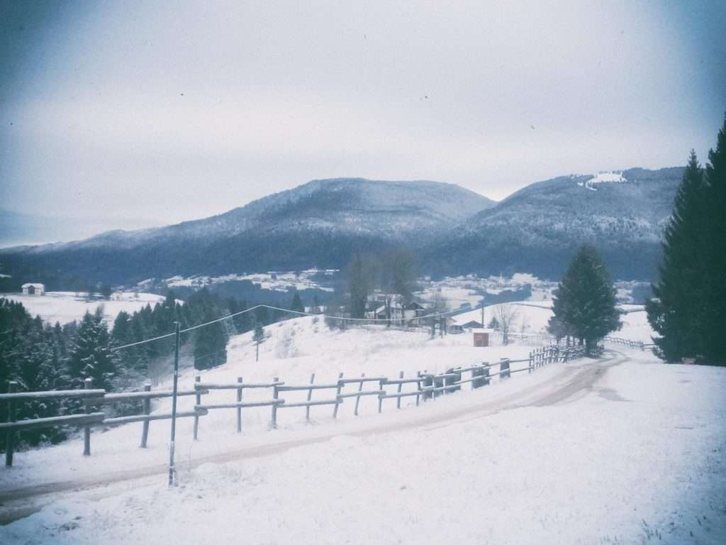 Col Del Vento inverno